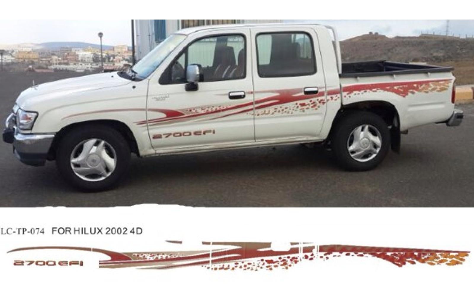 Kekurangan Toyota Hilux 2002 Top Model Tahun Ini