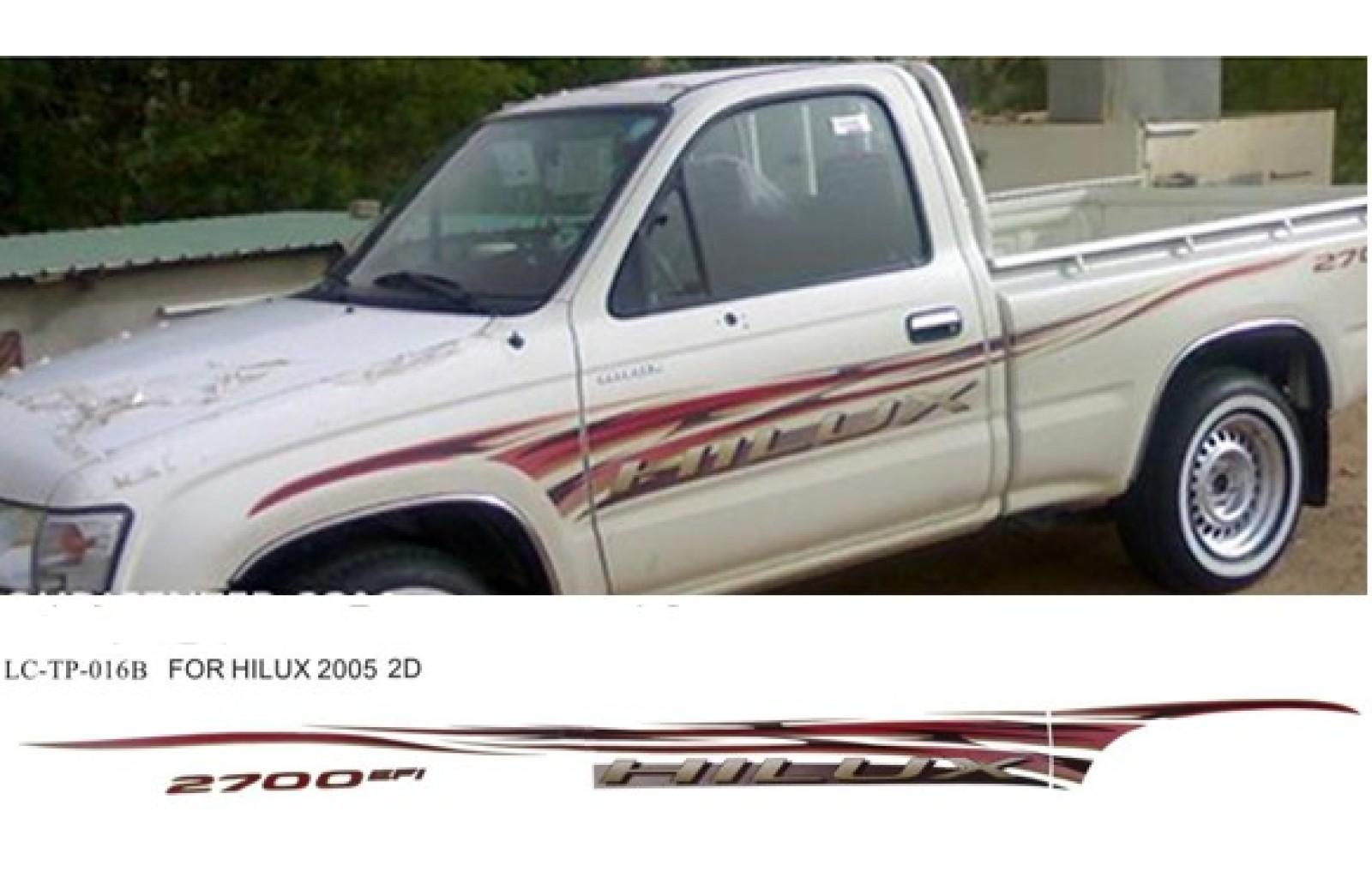 Kelebihan Toyota Hilux 2005 Review